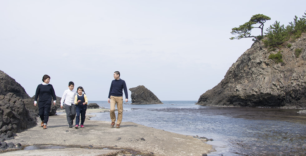 越前松島の写真