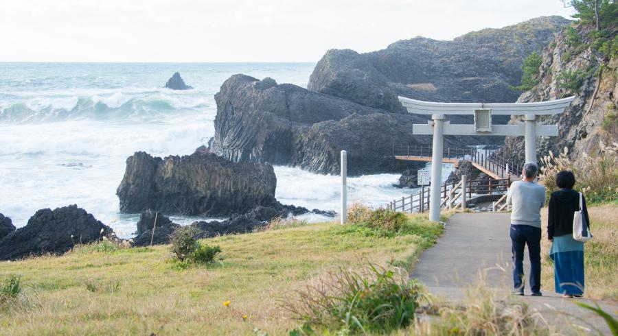 写真 越前松島